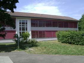 Schulhaus Hungerbühl Primar